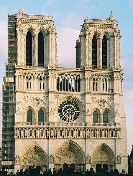 фотографии собор парижской богоматери