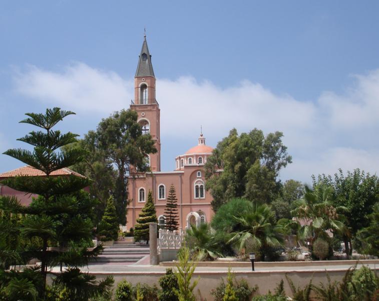 Монастырь св. ап. Петра. Яффо