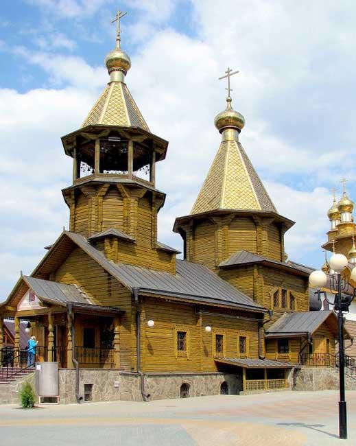 Паломнические поездки к храму георгия