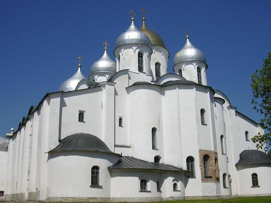 Доклад собор святой софии в новгороде 5898