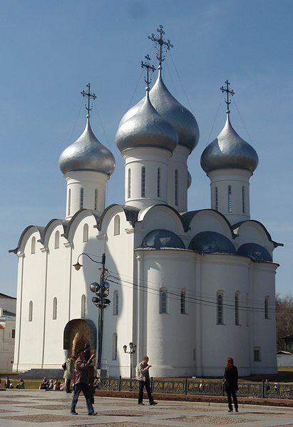 Софийский собор в г. Вологда