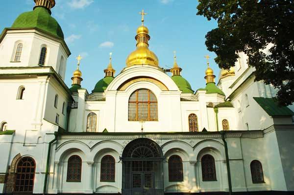 Софийский собор в г. Киев