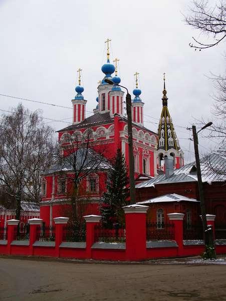 монастырь дивеево где находится